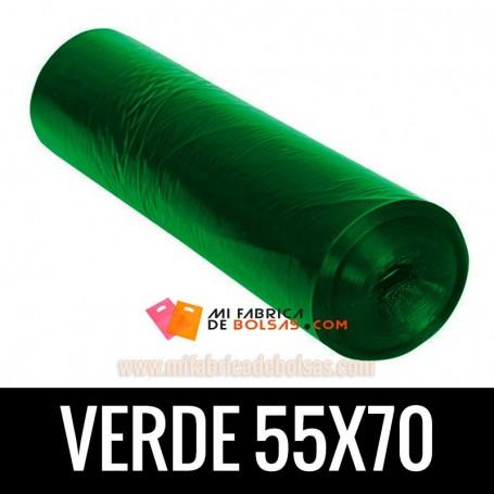 BOLSA BASURA ASA VERDE 55X70