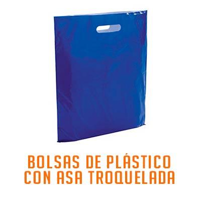 BOLSA PLASTICO ASA TROQUELADA